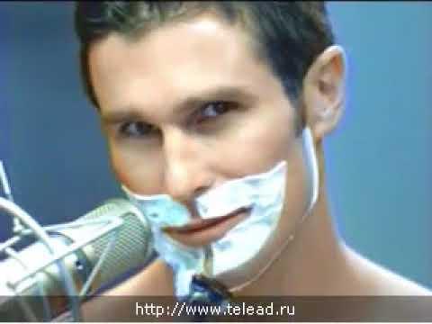 Реклама Gillette Series 2010