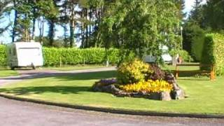 Blarney Caravan & Camping Park -Cork Ireland family holiday.mpg