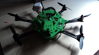 Hobbyking thorax fpv mini hex.fast and fast:-)))