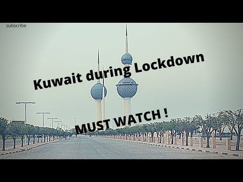 How lockdown affected Kuwait|The Creative Squad