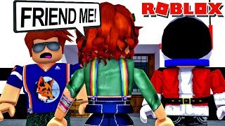 BLACKMAILED BY A SUBSCRIBER!!! -- ROBLOX FLEE THE FACILITY!