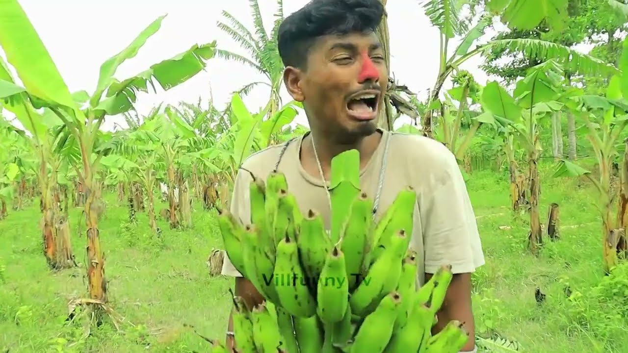 Download Must Watch New Funniest Comedy video 2021 amazing comedy video 2021 Episode 35@Villfunny Tv