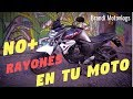Protege tu moto de rayaduras | Brandi Motovlogs