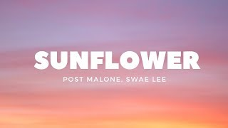 Post Malone Swae Lee Sunflower MP3