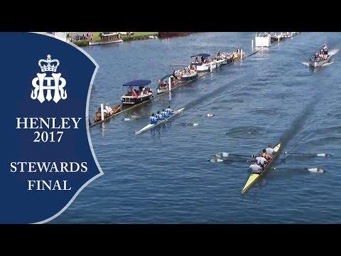 Stewards' Final - Leander & Molesey v Team Italia   Henley 2017