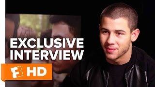 Nick Jonas Exclusive 'Goat' Interview (2016)