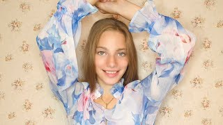 Russian Model Dance At Home. Great Mood For The Whole Day