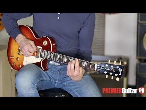 Gibson 2019 Classic, Contemporary & Custom Shop Guitar Demos