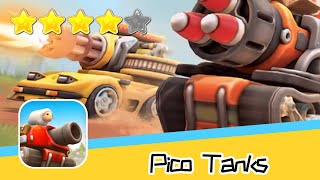 Pico Tanks Day2 Walkthrough 3v3 Multiplayer Mayhem Recommend index four stars