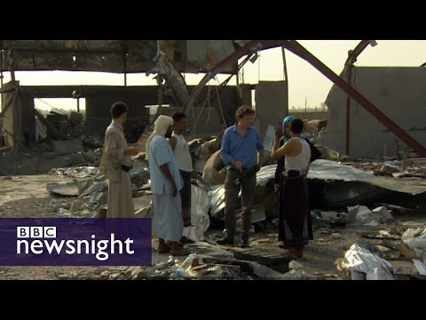The story of UK arms sales to Saudi (in five minutes) - BBC Newsnight
