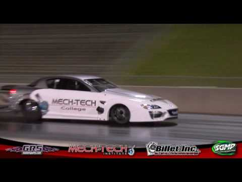 New 13B World Record 6.590 @ 209mph Rafaelito / Mech Tech College Mazda RX-8 @ SGMP June-9-2017