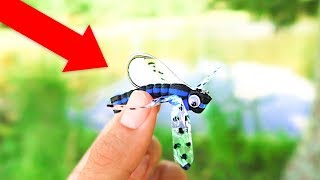WEIRDEST Fishing Lure EVER (Surprising Results)