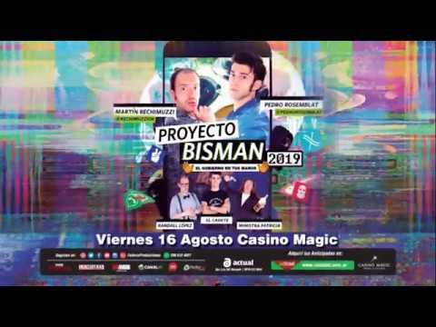 Proyecto Bisman 2019 - Fedorco Producciones