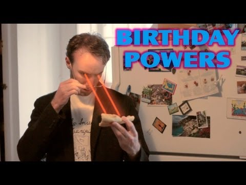 Birthday Powers