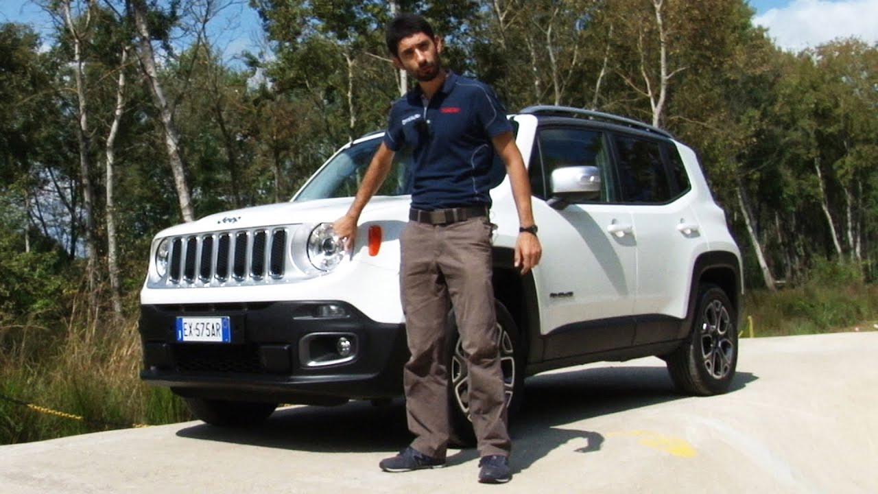 cv jeep renegade