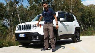 Jeep Renegade | Fuoristrada sì, ma su strada anche! (2.0 diesel 140 CV 4WD 9 marce)