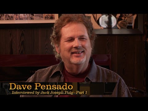 Pensado's Place #91 - Dave Pensado interviewed by Jack Joseph Puig (Part 1 of 2)