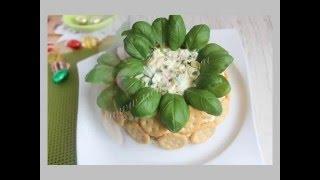 Вкусные салаты Салат Фиалки. Лучший рецепт 2016 года