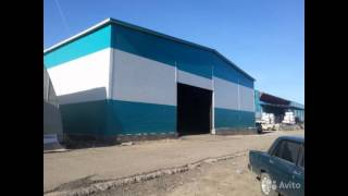 Строительство ангаров г.Россошь 8-800-100-29-43 www.angar36.ru(, 2015-10-05T12:22:23.000Z)