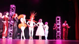 Full Finale of Sat. Burlesque Competition NSFW - VLV 17 - 4/19/14 Winner: Miss Donna Hood