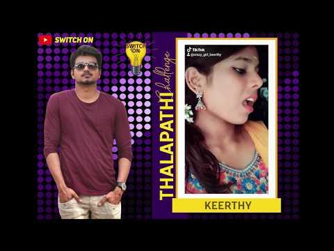 Thalapathi Challenge | Keerthy | Switch On