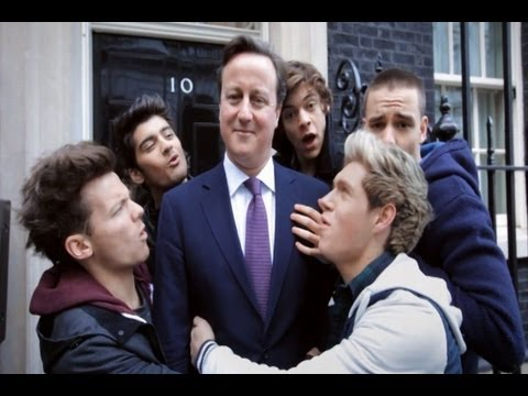 david cameron one direction - photo #2