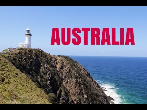 AUSTRALIA TRAVEL: GOLD COAST, BYRON BAY, NOOSA & SYDNEY
