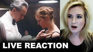 Phantom Thread Trailer REACTION