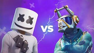 Download lagu Marshmello vs DJ Yonder Dance Battle Fortnite Movie Unitrend MP3
