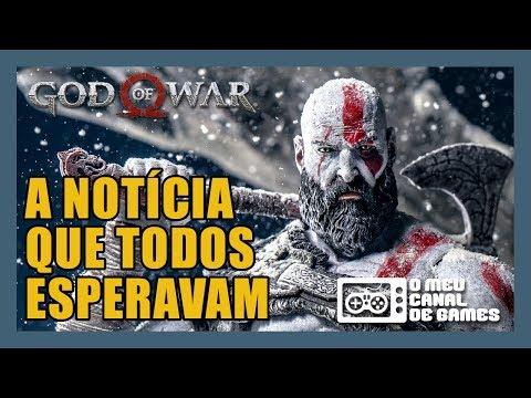 BOMBA!!! ALEGRIA AOS FÃS DE GOD OF WAR MAIS INFO SOBRE NEW GAME + (NG+)