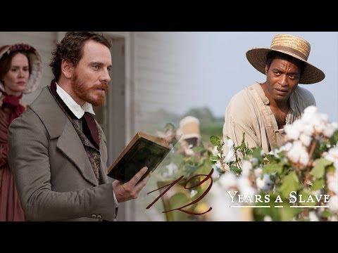 12 Years a Slave  Trailer & Kritik Review Deutsch German Chiwetel Ejiofor 2014 HD