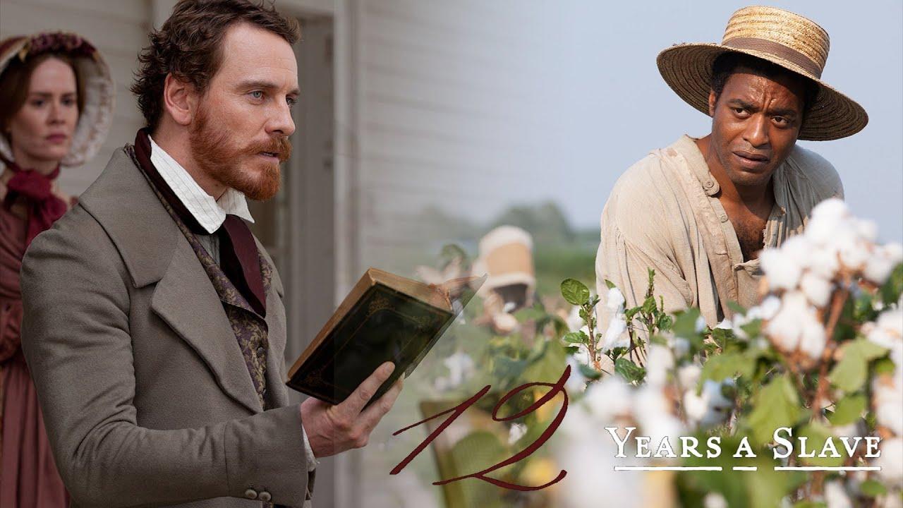 12 Years A Slave Trailer Kritik Review Deutsch German Chiwetel