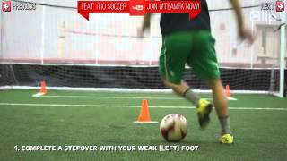 Hướng dẫn những kỹ thuật qua người hay nhất trong bóng đá
