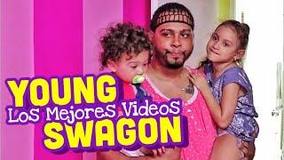 Lo Mejor De Young Swagon #15   Videos De Risa