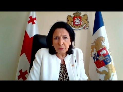 """Саломе Зурабишвили: """"Грузии нужна деэскалация и стабильность""""…"""