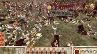 rome total war: Extended Greek mod  :RangerXIII[danhowe] v RangerII[Safran]7.1.2010