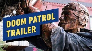 Doom Patrol Extended Trailer - DC Universe