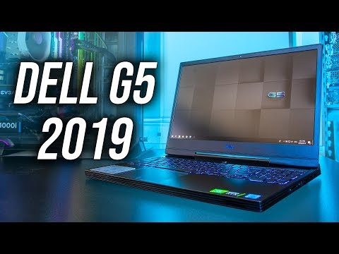 Dell G5 5590 (RTX 2060) Gaming Laptop Review