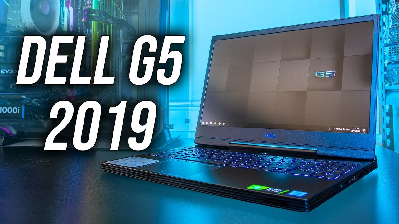 Dell G5 5590 (RTX 2060) Gaming Laptop Review - Cache Prof