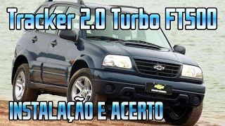 chevrolet tracker 2 0 16v turbo ft500 lite 4x4