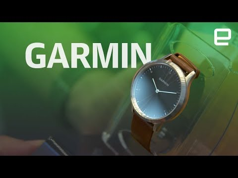 Garmin New Smartwatches first look at IFA 2017