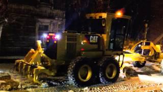 Грейдер Caterpillar 160K(, 2013-01-17T11:45:36.000Z)