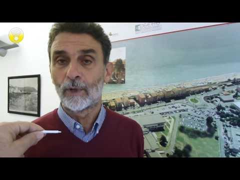 Pietra Ligure allacciata al depuratore di Borghetto Santo Spirito: video #2