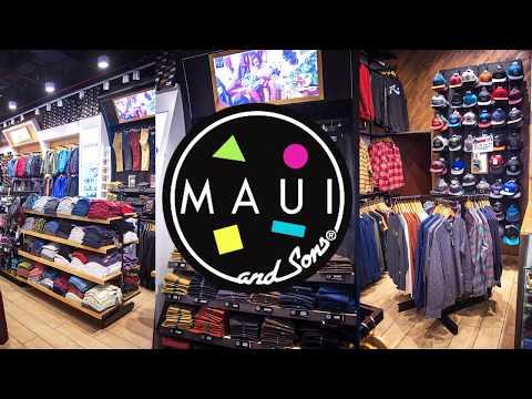 Arquitectura retail en Lima (Maui & Sons)