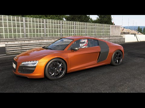 AUDI R8 V10 NORDSCHLEIFE PROJECT CARS