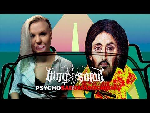 KING SATAN - Psychosadomasochism (Official Music Video)