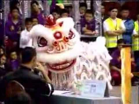 MALAYSIA World Lion Dance Champion