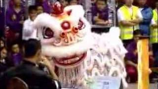 MALAYSIA World Lion Dance Champion