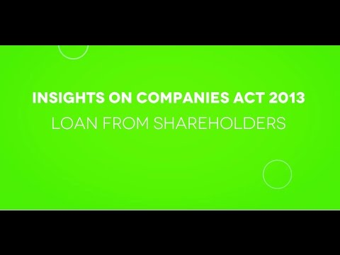 Can a Private Limited Company Take Loan from a shareholder Who is Not a Director?