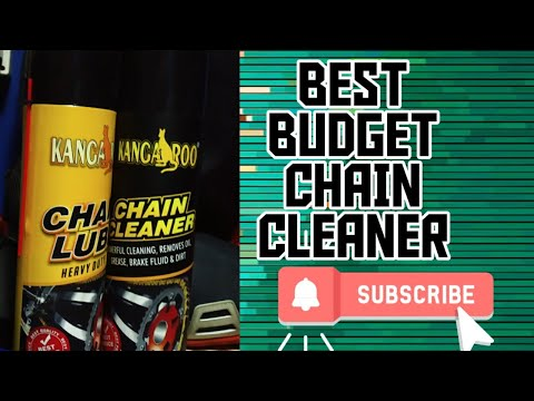 UNBOXING | Chain Lube, Chain Clean, Cleaning Brush COMBO | VIDEO